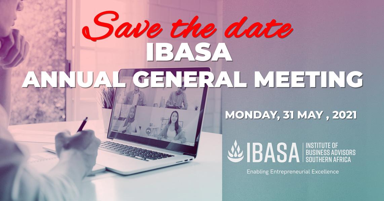 IBASA Notice of Annual General Meeting